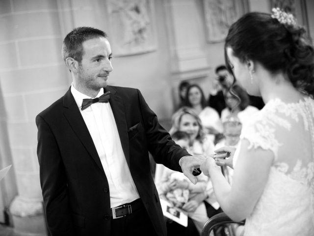 Le mariage de Damien et Fanny à La Couyère, Ille et Vilaine 43