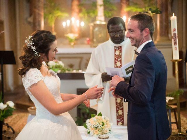 Le mariage de Damien et Fanny à La Couyère, Ille et Vilaine 45