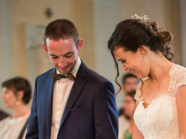 Le mariage de Damien et Fanny à La Couyère, Ille et Vilaine 47