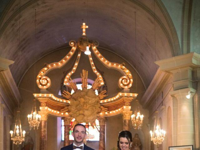 Le mariage de Damien et Fanny à La Couyère, Ille et Vilaine 49