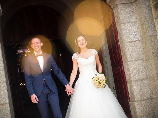 Le mariage de Damien et Fanny à La Couyère, Ille et Vilaine 50