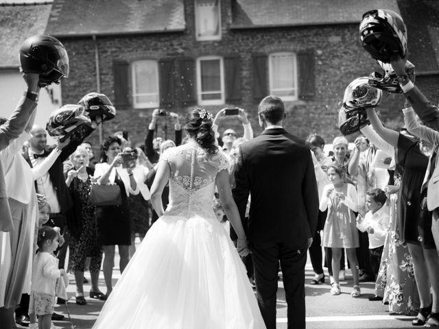 Le mariage de Damien et Fanny à La Couyère, Ille et Vilaine 51
