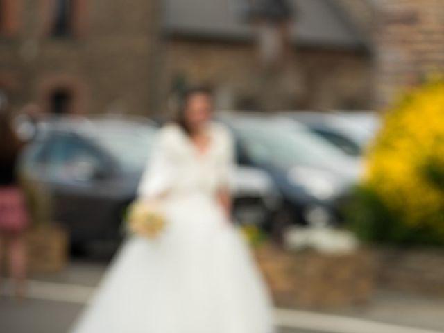 Le mariage de Damien et Fanny à La Couyère, Ille et Vilaine 53