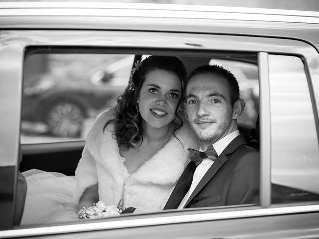 Le mariage de Damien et Fanny à La Couyère, Ille et Vilaine 54