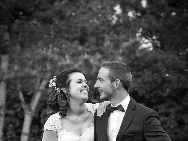 Le mariage de Damien et Fanny à La Couyère, Ille et Vilaine 63