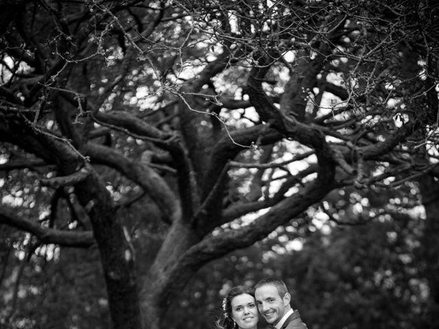 Le mariage de Damien et Fanny à La Couyère, Ille et Vilaine 64