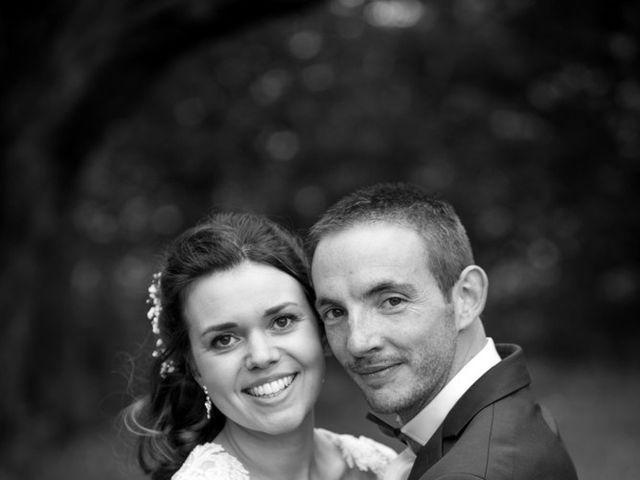 Le mariage de Damien et Fanny à La Couyère, Ille et Vilaine 65