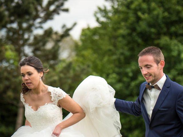 Le mariage de Damien et Fanny à La Couyère, Ille et Vilaine 66