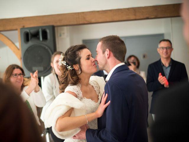 Le mariage de Damien et Fanny à La Couyère, Ille et Vilaine 71