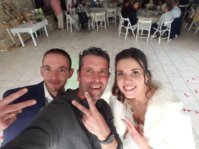 Le mariage de Damien et Fanny à La Couyère, Ille et Vilaine 77
