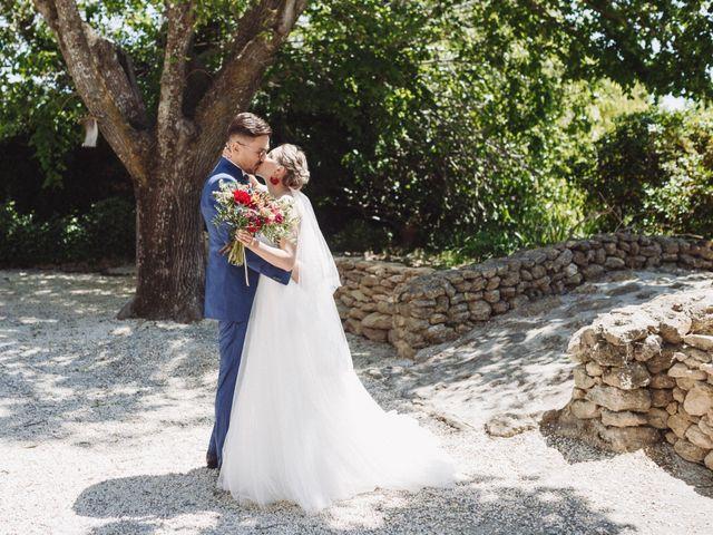 Le mariage de Jean-Albert et Agathe à Pertuis, Vaucluse 33