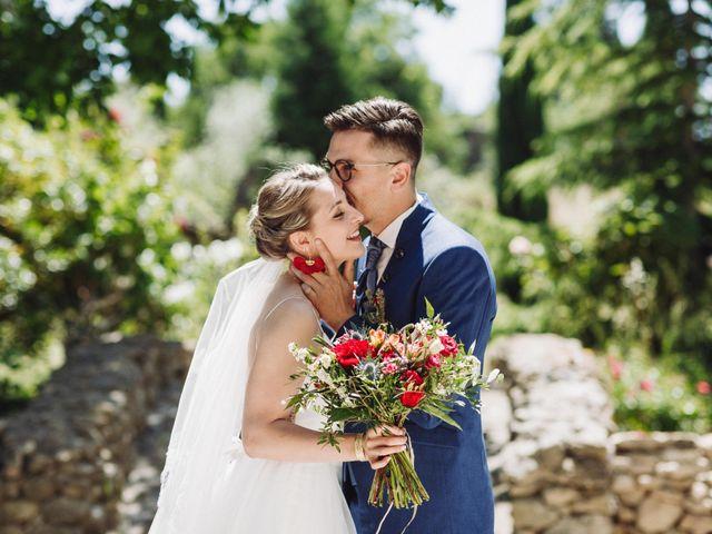 Le mariage de Jean-Albert et Agathe à Pertuis, Vaucluse 35