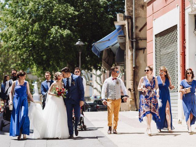 Le mariage de Jean-Albert et Agathe à Pertuis, Vaucluse 42