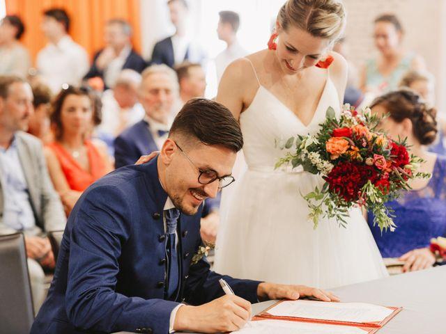 Le mariage de Jean-Albert et Agathe à Pertuis, Vaucluse 53