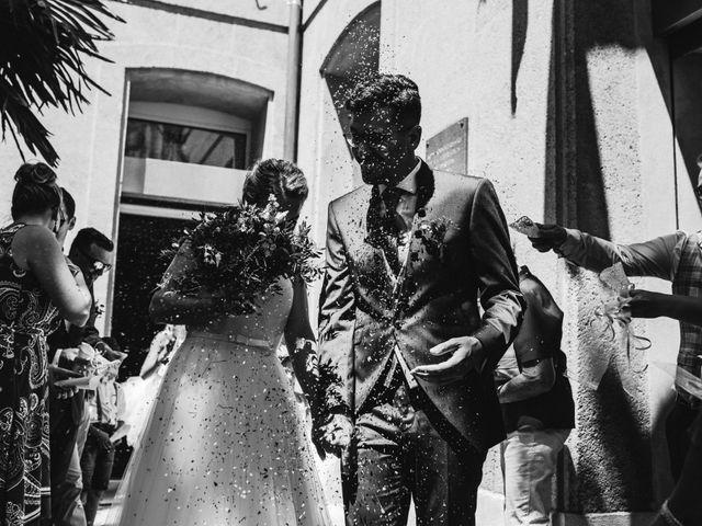 Le mariage de Jean-Albert et Agathe à Pertuis, Vaucluse 55