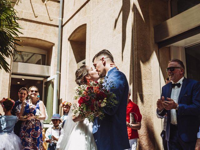 Le mariage de Jean-Albert et Agathe à Pertuis, Vaucluse 56