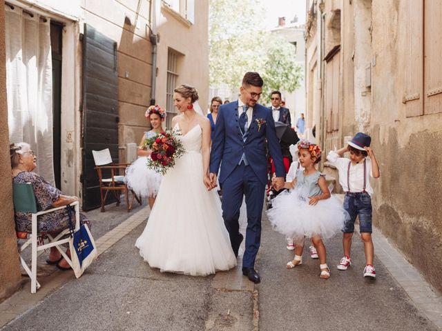 Le mariage de Jean-Albert et Agathe à Pertuis, Vaucluse 57