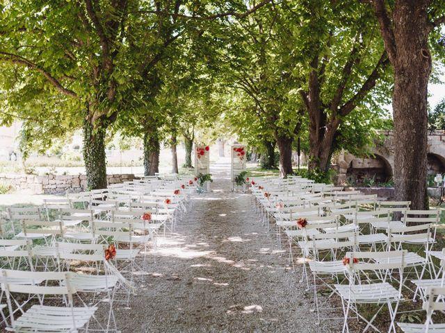 Le mariage de Jean-Albert et Agathe à Pertuis, Vaucluse 68
