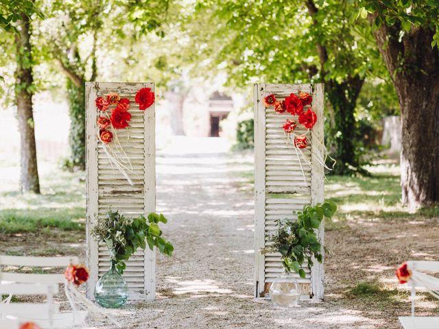 Le mariage de Jean-Albert et Agathe à Pertuis, Vaucluse 69