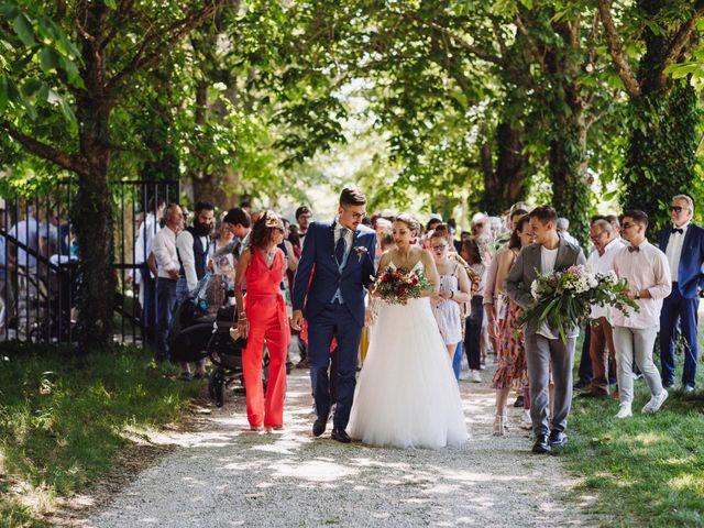 Le mariage de Jean-Albert et Agathe à Pertuis, Vaucluse 70