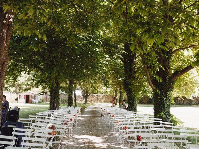 Le mariage de Jean-Albert et Agathe à Pertuis, Vaucluse 75