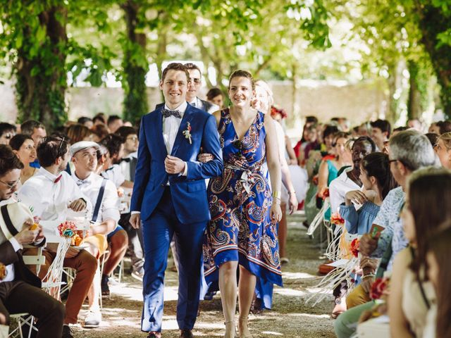 Le mariage de Jean-Albert et Agathe à Pertuis, Vaucluse 77