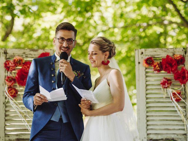 Le mariage de Jean-Albert et Agathe à Pertuis, Vaucluse 81