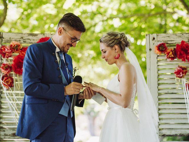 Le mariage de Jean-Albert et Agathe à Pertuis, Vaucluse 88