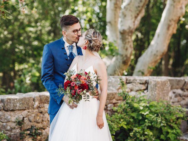 Le mariage de Jean-Albert et Agathe à Pertuis, Vaucluse 94