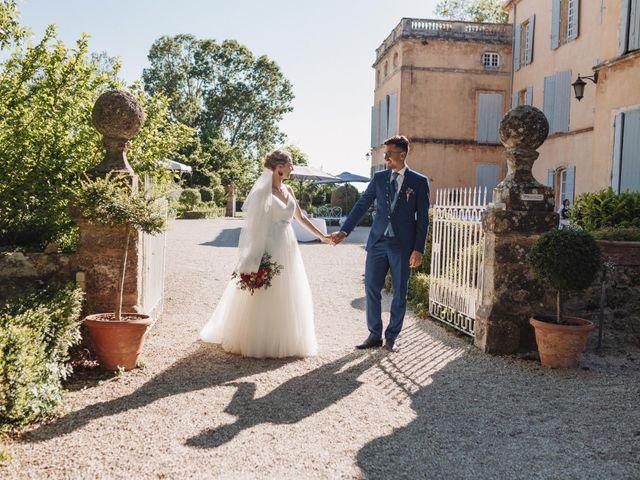 Le mariage de Jean-Albert et Agathe à Pertuis, Vaucluse 104