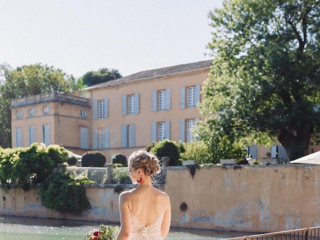 Le mariage de Jean-Albert et Agathe à Pertuis, Vaucluse 110