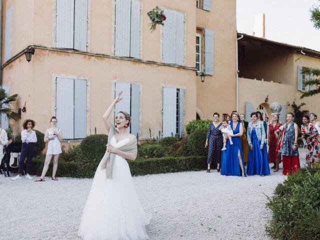 Le mariage de Jean-Albert et Agathe à Pertuis, Vaucluse 123