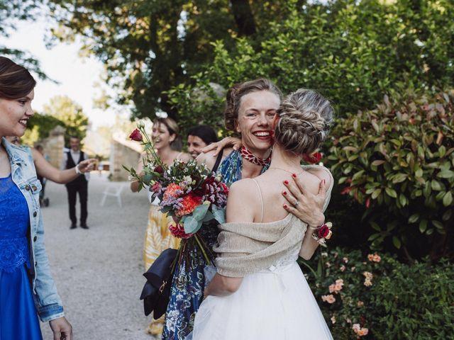Le mariage de Jean-Albert et Agathe à Pertuis, Vaucluse 124