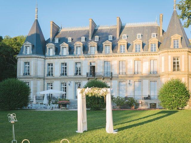 Le mariage de Raphael et Melina à Santeny, Val-de-Marne 1