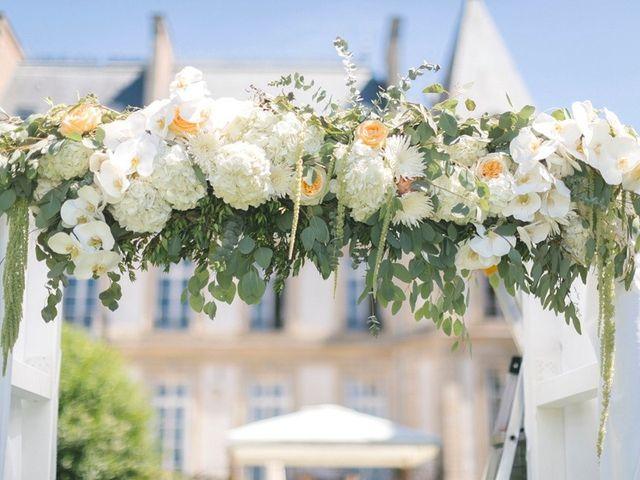 Le mariage de Raphael et Melina à Santeny, Val-de-Marne 18
