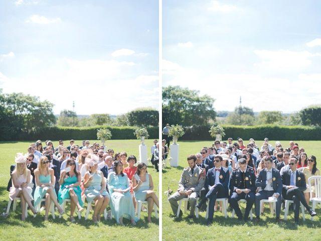 Le mariage de Raphael et Melina à Santeny, Val-de-Marne 21