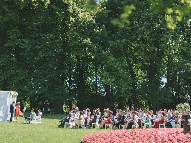 Le mariage de Raphael et Melina à Santeny, Val-de-Marne 22