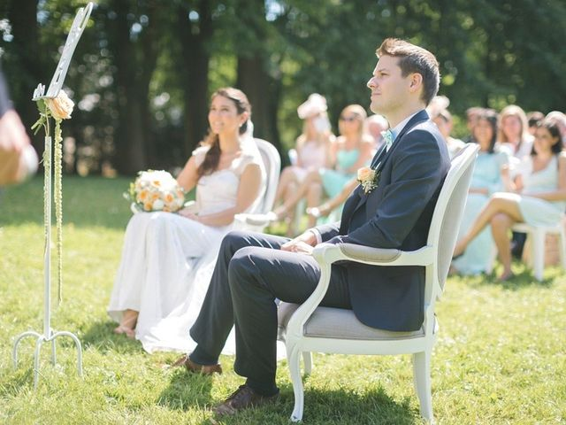 Le mariage de Raphael et Melina à Santeny, Val-de-Marne 24