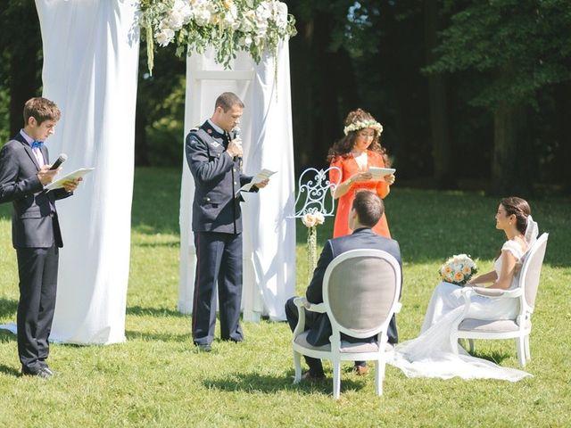 Le mariage de Raphael et Melina à Santeny, Val-de-Marne 26