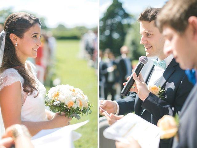 Le mariage de Raphael et Melina à Santeny, Val-de-Marne 27