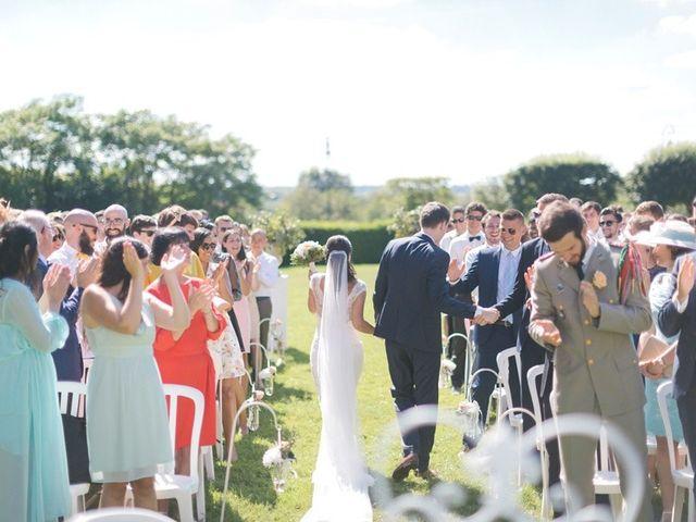 Le mariage de Raphael et Melina à Santeny, Val-de-Marne 29