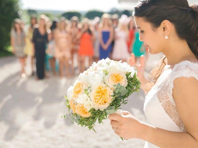 Le mariage de Raphael et Melina à Santeny, Val-de-Marne 32
