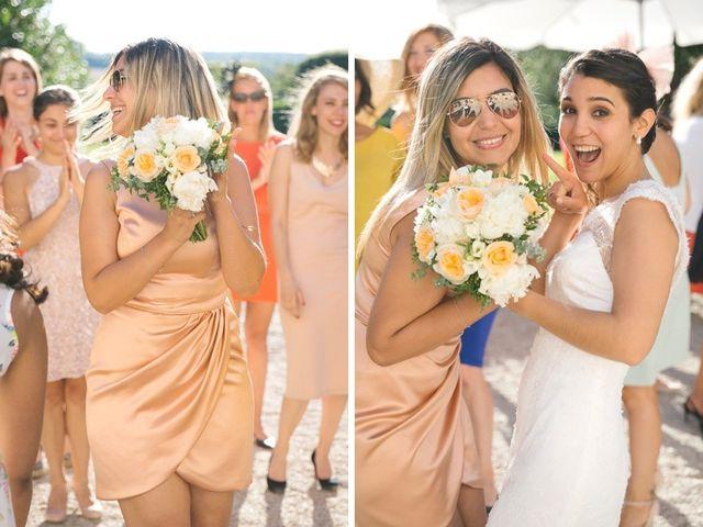 Le mariage de Raphael et Melina à Santeny, Val-de-Marne 35