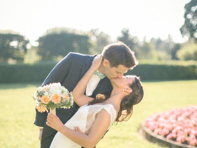 Le mariage de Raphael et Melina à Santeny, Val-de-Marne 41