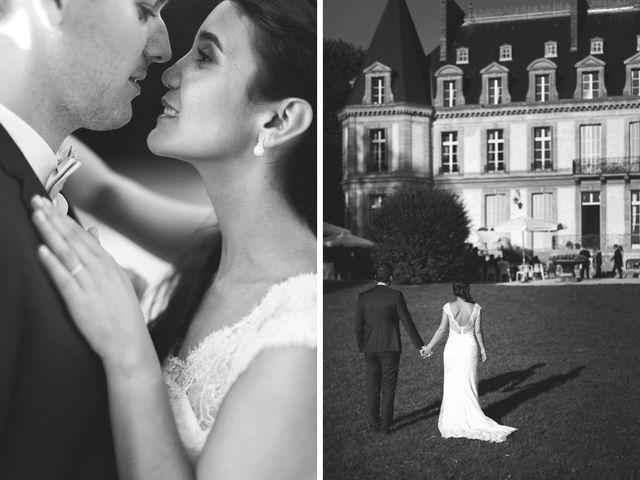 Le mariage de Raphael et Melina à Santeny, Val-de-Marne 43