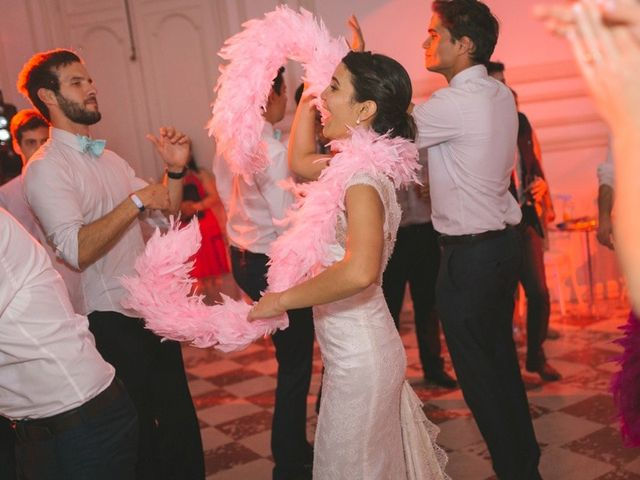 Le mariage de Raphael et Melina à Santeny, Val-de-Marne 55