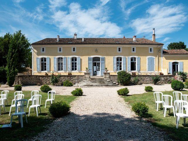 Le mariage de Jonathan et Lena à Castelnaudary, Aude 3
