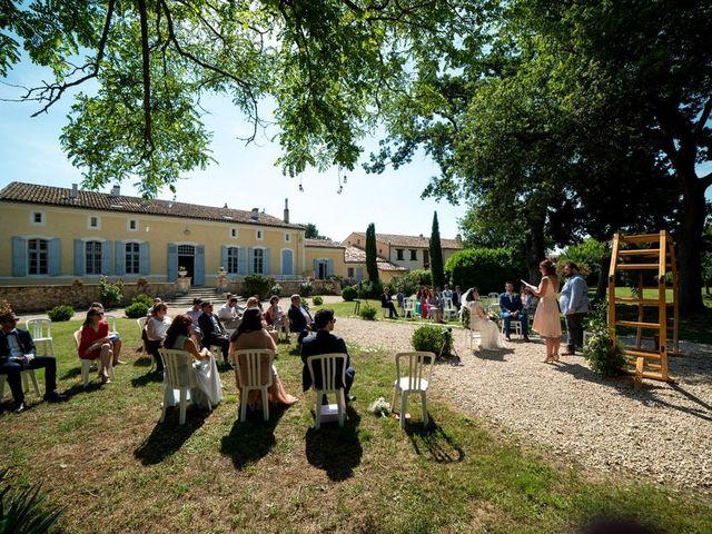Le mariage de Jonathan et Lena à Castelnaudary, Aude 46