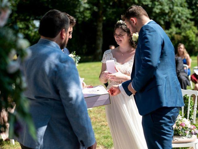 Le mariage de Jonathan et Lena à Castelnaudary, Aude 47