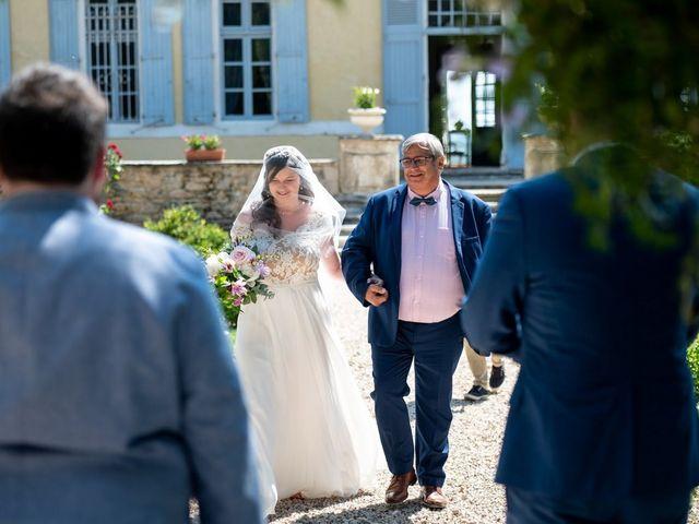 Le mariage de Jonathan et Lena à Castelnaudary, Aude 51